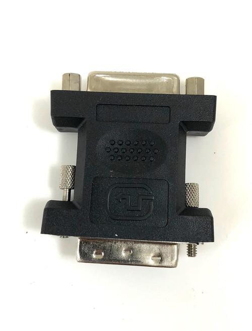 DVI-D Female to DVI-I Male Adapter