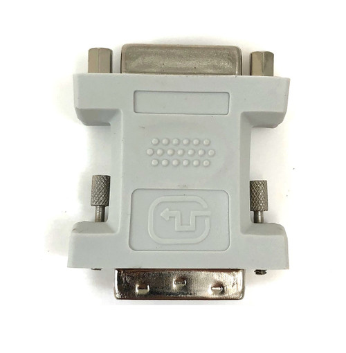 DVI-D Single Link Male to Dual Link Female Adapter