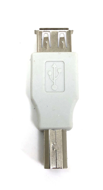 USB 2.0 A Type Female to B Type Male