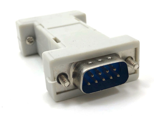 DB9 Male to HD15 Male (VGA) Adapter