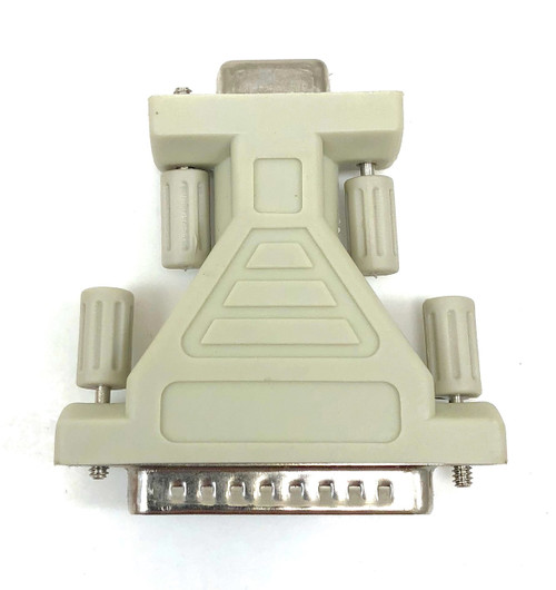 DB9 Female to DB25 Male Adapter