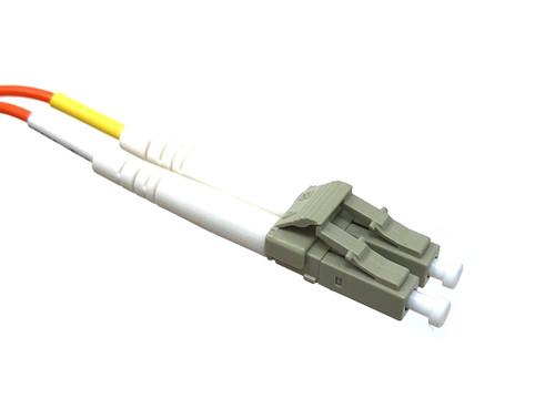 LC / ST Multimode Duplex 62.5/125 Fiber Optic Cable - 1 Meter