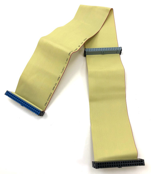 ATA-100 Dual Hard Drive Ribbon Cable - 24in