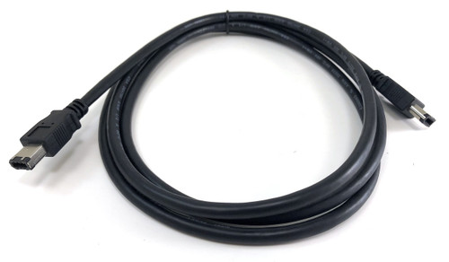 Firewire Cable 6 Pin Male to Male - 6ft