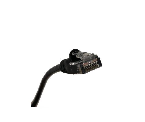 5ft Cat5E UTP Patch Cable (Black)