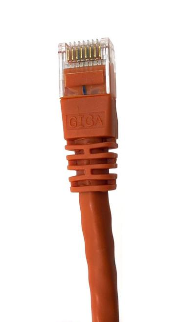 3ft Cat5E UTP Patch Cable (Orange)