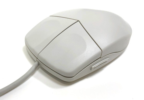 USB 2-Button Mouse for PC and Mac