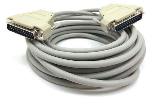 25ft Serial Bidirectional Cable (DB25 M/M)
