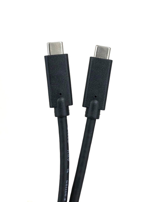 USB 3.1 USB-C Male to USB-C Male 2 Meter Cable 10Gbps Built-in E-Marker