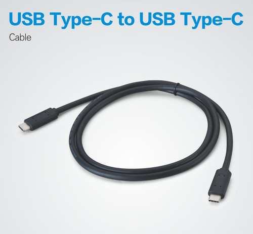 2M (6.5ft) USB 3.1 USB-C M/M Cable with Built-in E-Marker