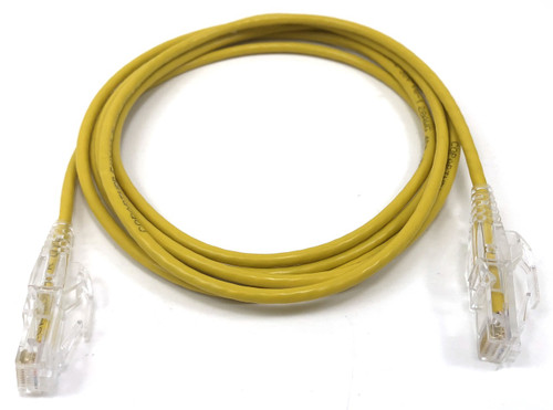 7ft Ultra Slim Cat6 Patch Cable (Yellow)