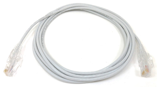7ft Ultra Slim Cat6 Patch Cable (White)