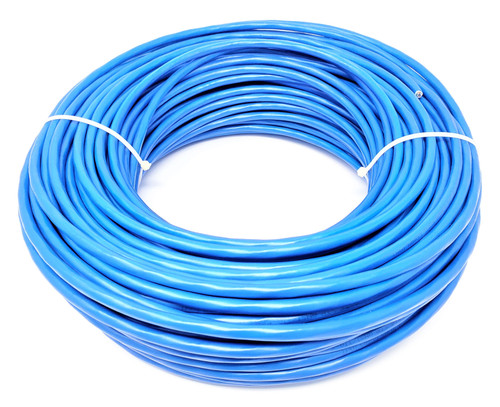 250 Feet Cat6 Solid STP Outdoor Bulk Ethernet 23AWG Cable (Blue)