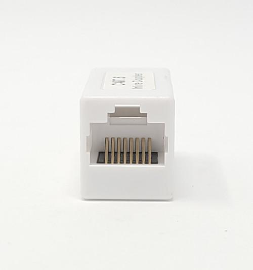 Cat6 Ethernet Coupler UL Listed White 5-Pack