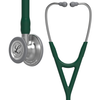 Littmann Cardiology IV Stethoscope, Hunter Green, 6155