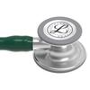 Littmann Cardiology IV Stethoscope, Hunter Green, 6155