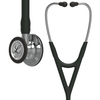 Littmann Cardiology IV Stethoscope, Mirror Black, 6177