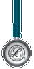 Littmann Classic II Pediatric Stethoscope, Caribbean Blue, 2119