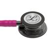 Littmann Classic III Stethoscope, Smoke Raspberry, 5871