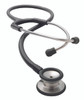 ADC 604 Stainless Pediatric Stethoscope, Black, 604BK