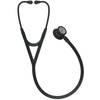 Littmann Cardiology IV Stethoscope, Black Red, 6200