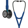Littmann Cardiology IV Stethoscope, Smoke Navy Black, 6202