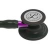 Littmann Cardiology IV Stethoscope, Black Violet, 6203