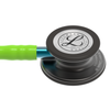 Littmann Classic III Stethoscope, Smoke Lime Blue, 5875