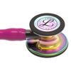 Littmann Cardiology IV Stethoscope, Rainbow Raspberry Smoke, 6241