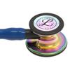 Littmann Cardiology IV Stethoscope, Rainbow Navy Black, 6242