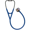 Littmann Cardiology IV Stethoscope, Rainbow Navy Black, 6242