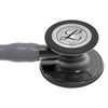 Littmann Cardiology IV Stethoscope, Smoke Gray Smoke, 6238