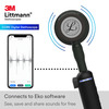 Littmann CORE Digital stethoscope Connects with EKO