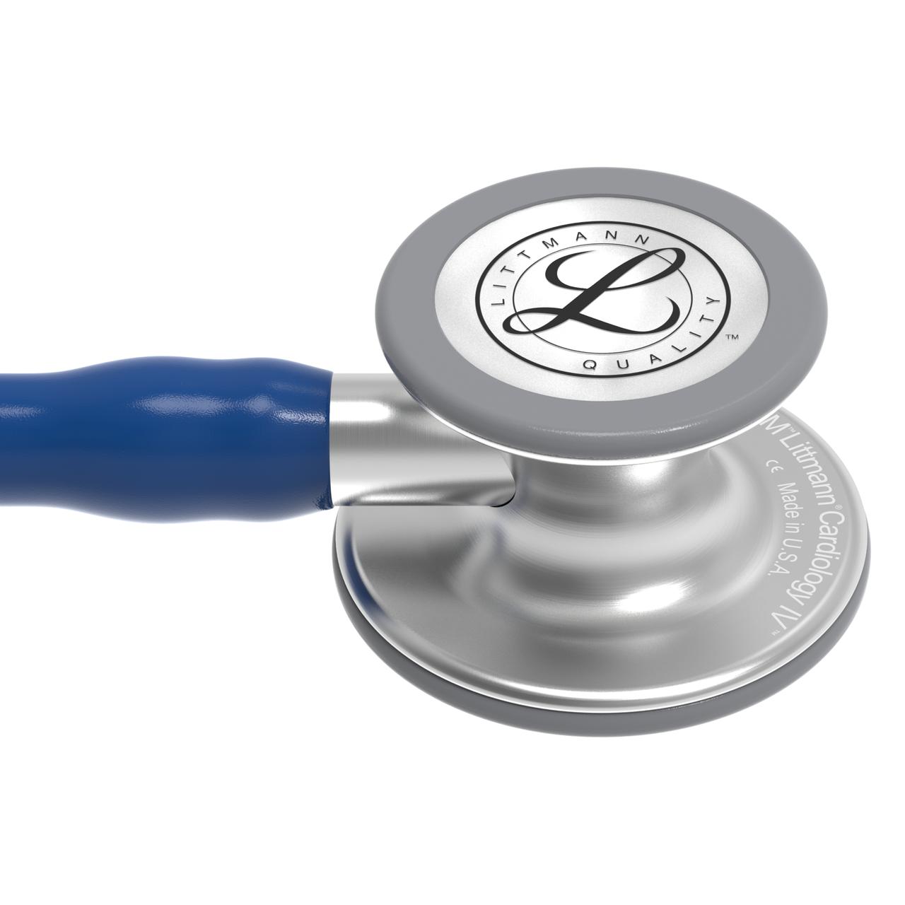 Littmann Cardiology IV Stethoscope, Navy, 6154