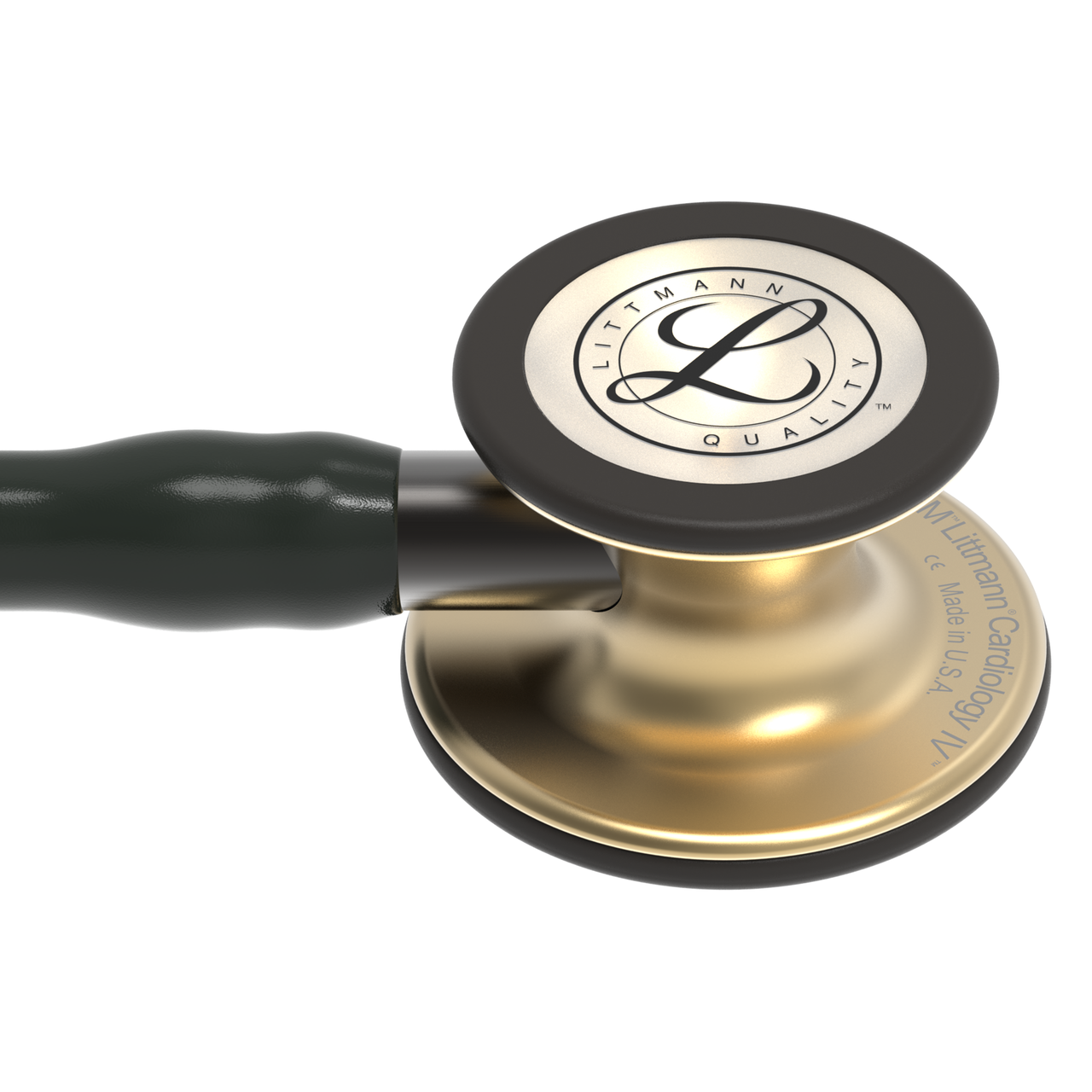 Littmann Cardiology IV Stethoscope, Brass Edition 6164