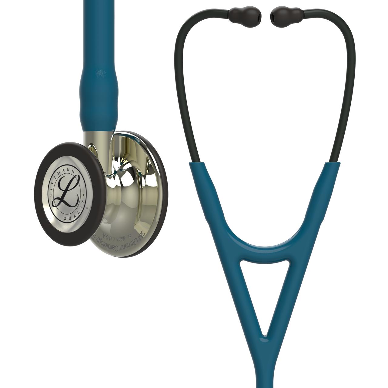 Littmann Cardiology IV Stethoscope, Champagne Caribbean, 6190