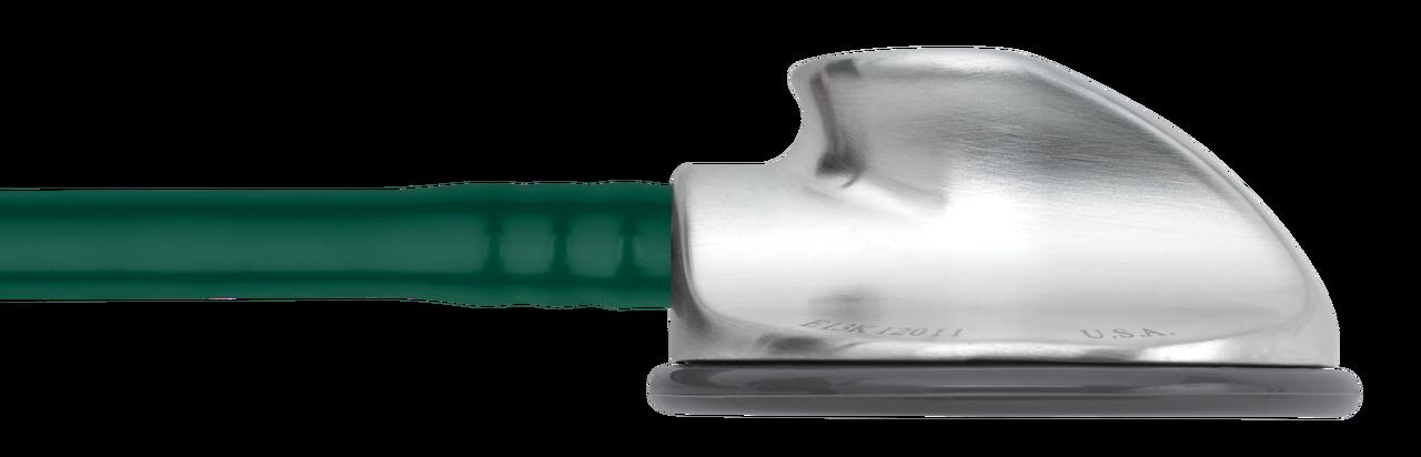 Littmann Master Classic II Stethoscope, Hunter Green, 2632