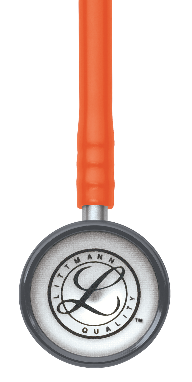 Littmann Classic II Pediatric Stethoscope, Orange, 2155