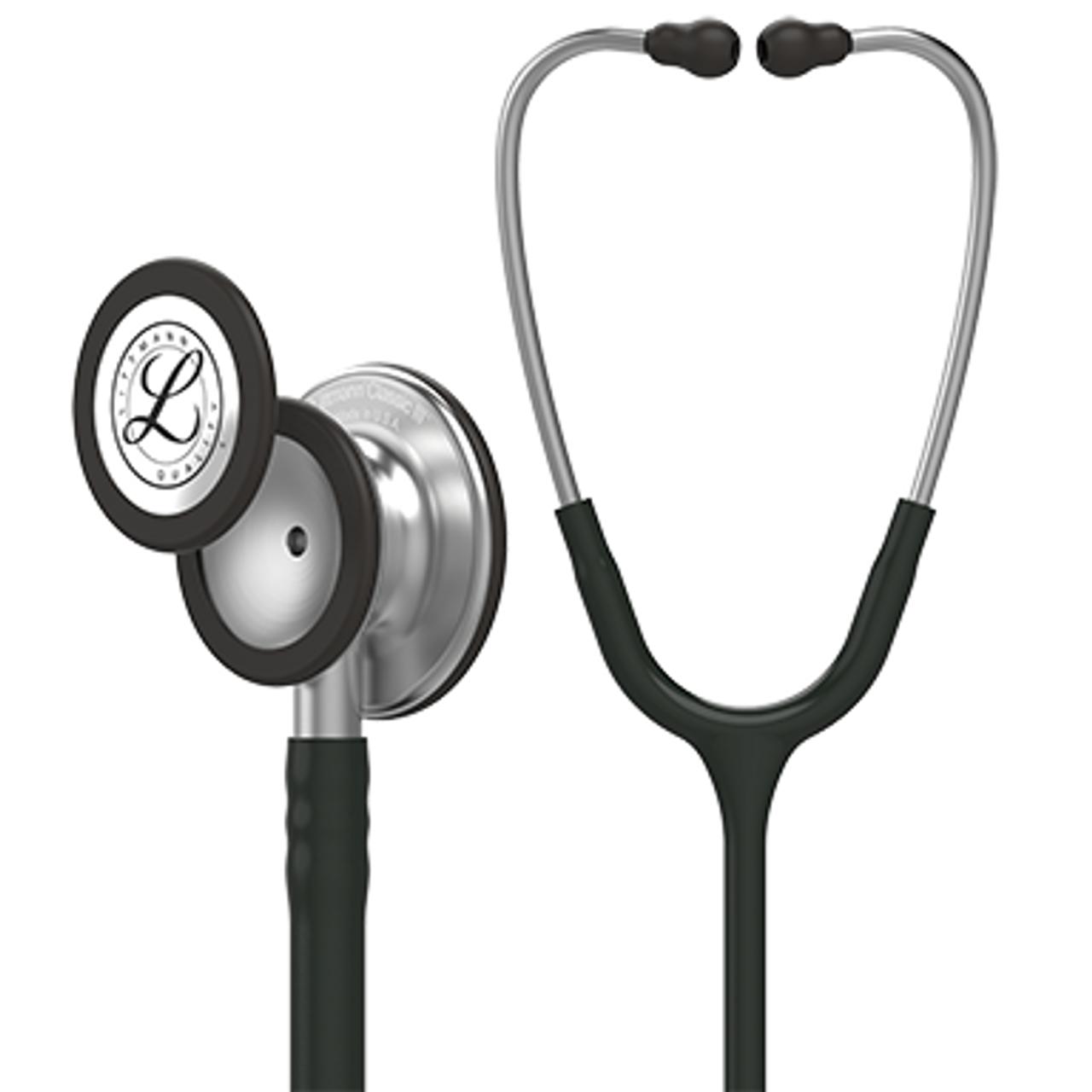 Littmann Classic III Stethoscope, Black, 5620