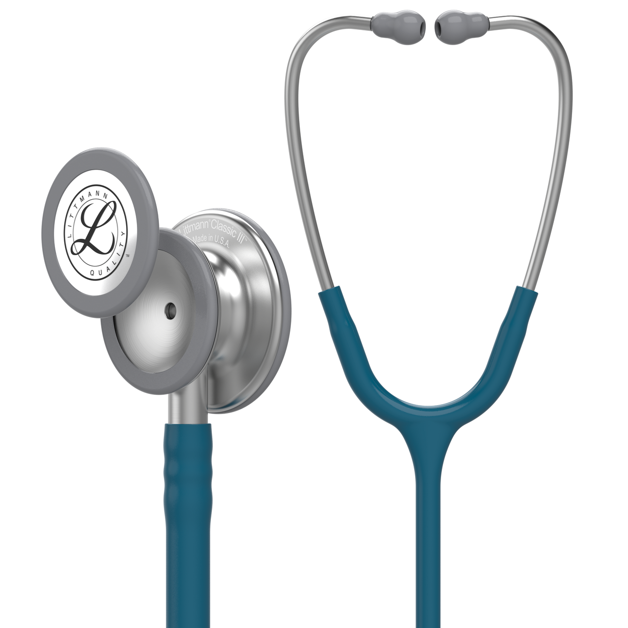 Littmann Classic III Stethoscope, Caribbean Blue, 5623