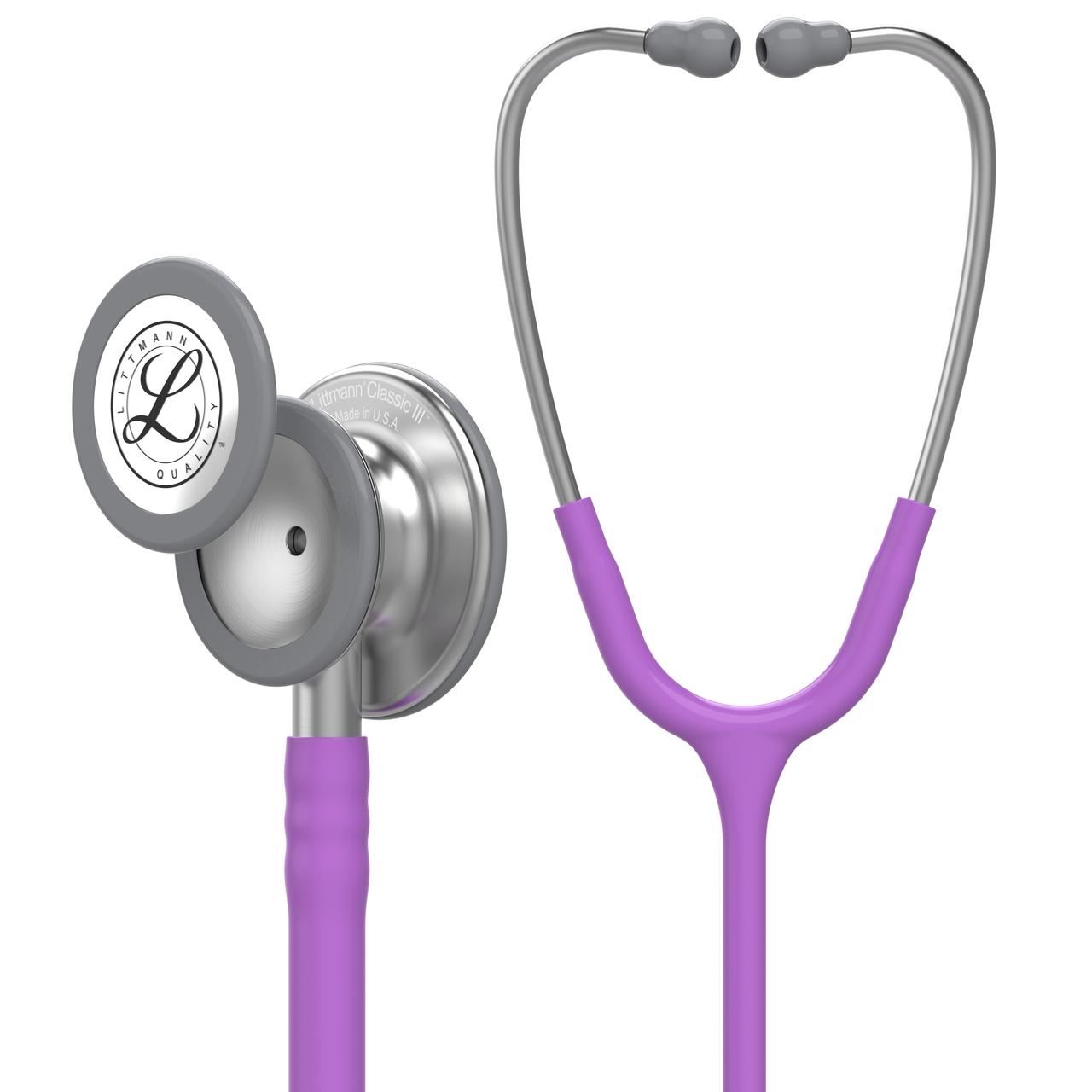 Littmann Classic III Stethoscope, Lavender, 5832