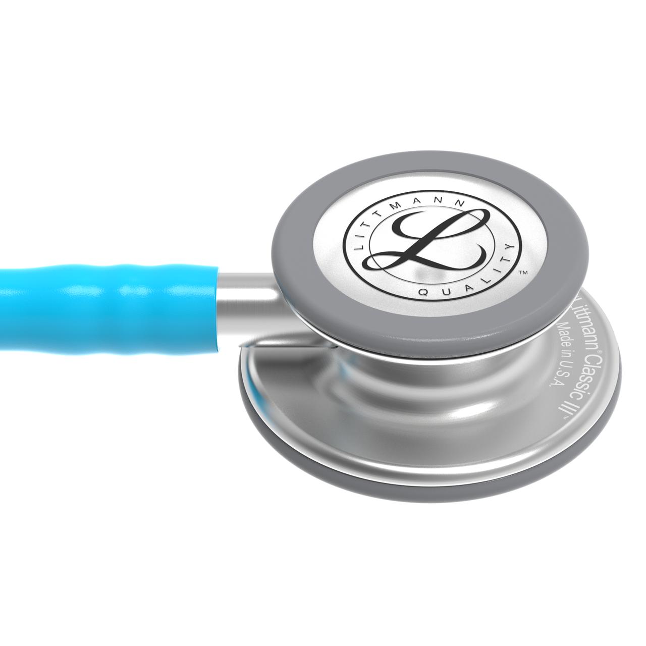 Littmann Classic III Stethoscope, Turquoise, 5835