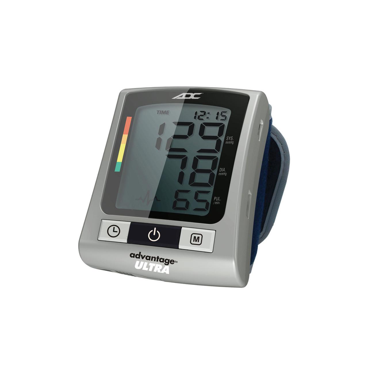 ADC 6016N Advantage Ultra Wrist Digital BP Monitor