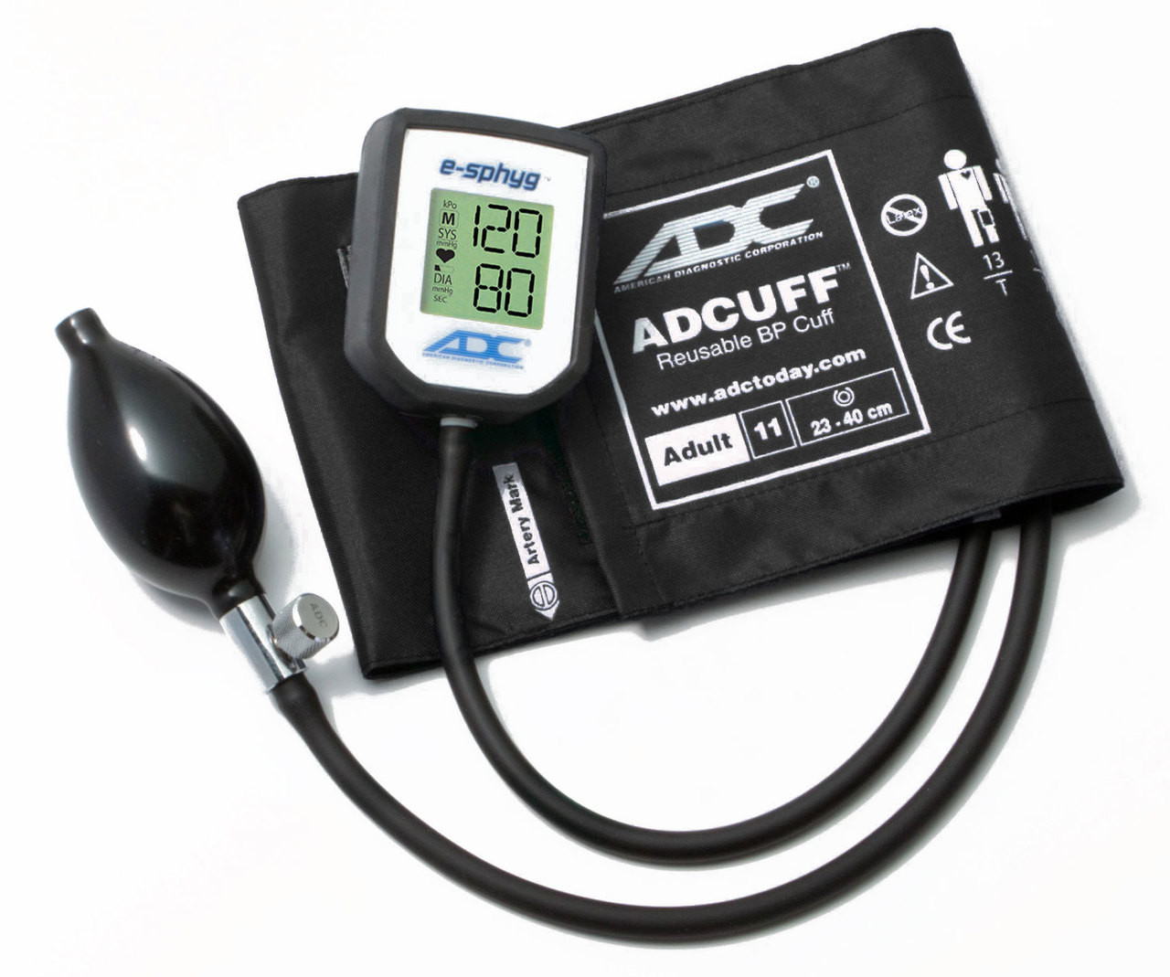ADC 7002 e-sphyg Digital Aneroid