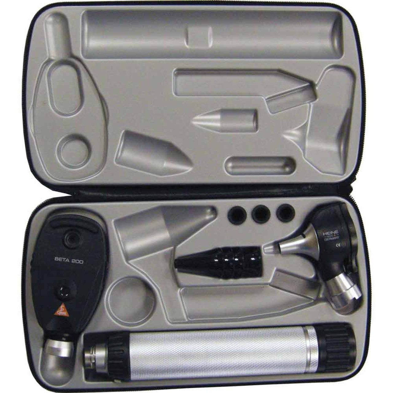 Heine Beta 200 Ophthalmoscope and K180 Otoscope Diagnostic Set (A-181.20.376TL)