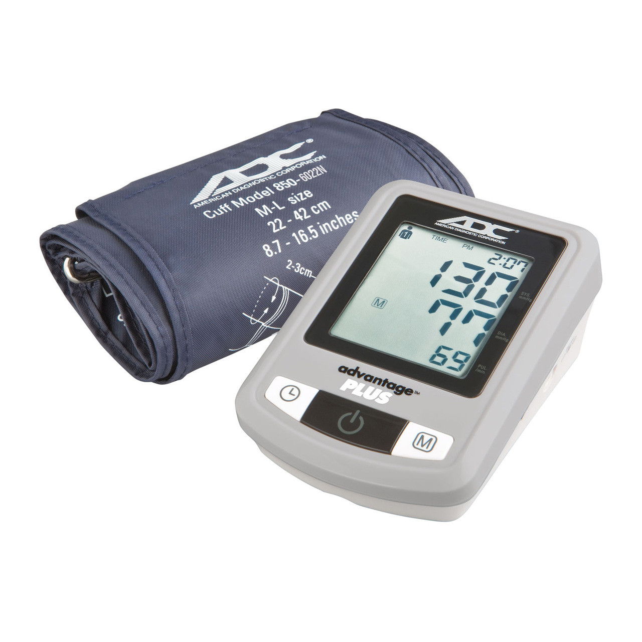 ADC 6022N Advantage? Plus Automatic BP Monitor