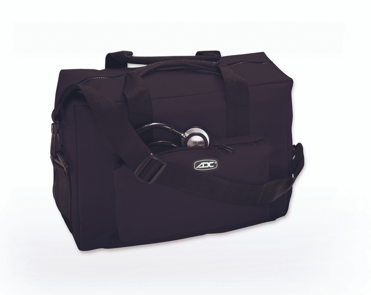 ADC Nylon Medical Bag, Black