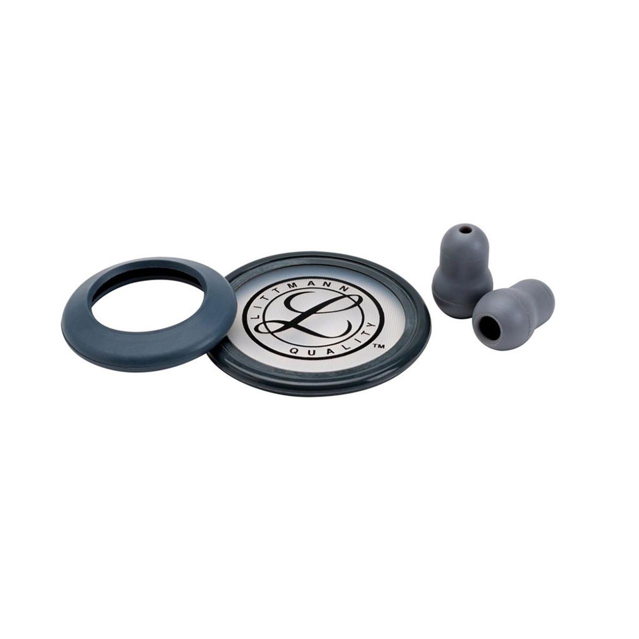 Littmann Stethoscope Spare Parts Kit, Classic II SE, Gray, 40006
