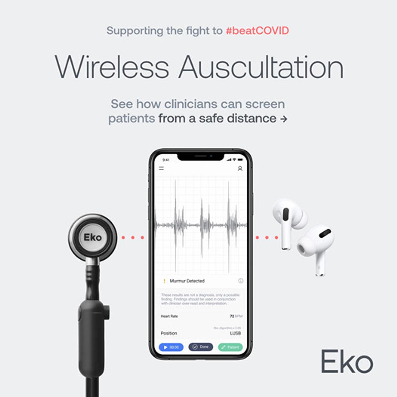 Eko Digital Stethoscope CORE 201