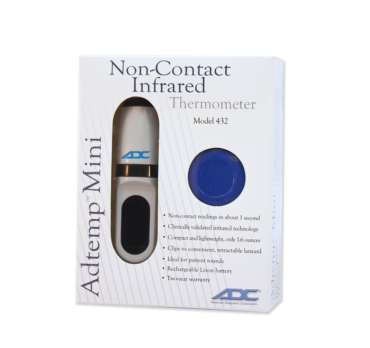 ADC 432 ADTEMP Mini NC Thermometer